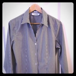 Calvin Klein Non Iron Button Down with French Cuff